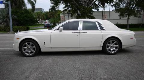 2004 Rolls-Royce Phantom