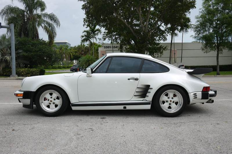 1987 Porsche 911 Carrera Turbo 2dr Coupe In Doral FL - PERFORMANCE