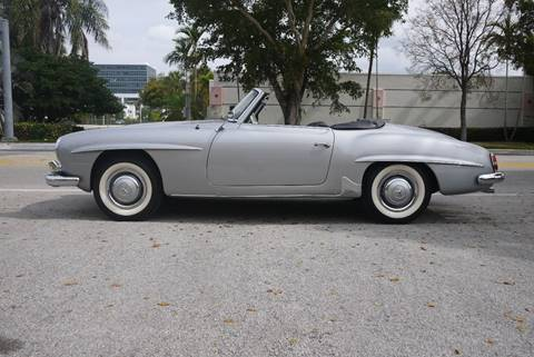 1959 Mercedes-Benz 190-Class for sale in Doral, FL