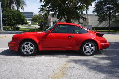 1991 Porsche 911 for sale in Doral, FL