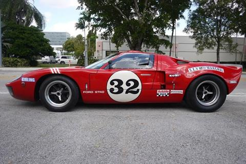 1966 Ford GT40 for sale in Doral, FL