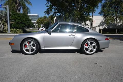 1997 Porsche 911 for sale in Doral, FL