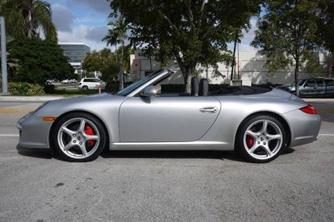 2010 Porsche 911 for sale in Doral, FL