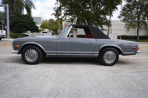 1969 Mercedes-Benz 280-Class for sale in Doral, FL