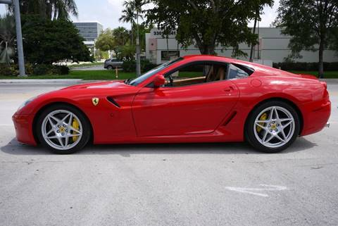 2009 Ferrari 599 GTB Fiorano for sale in Doral, FL