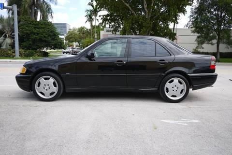 1998 Mercedes-Benz C-Class for sale in Doral, FL