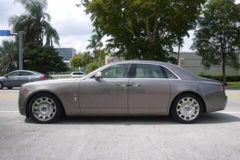 2014 Rolls-Royce Ghost for sale in Doral, FL