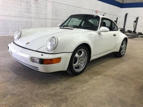 1992 Porsche 911 Turbo for sale at PERFORMANCE AUTO WHOLESALERS in Miami FL