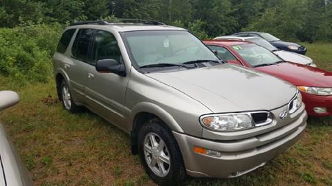 2002 Oldsmobile Bravada for sale in Petoskey, MI
