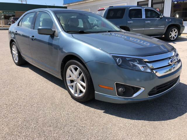 2012 Ford Fusion for sale at Perrys Certified Auto Exchange in Washington IN