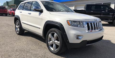 2011 Jeep Grand Cherokee for sale in Washington, IN