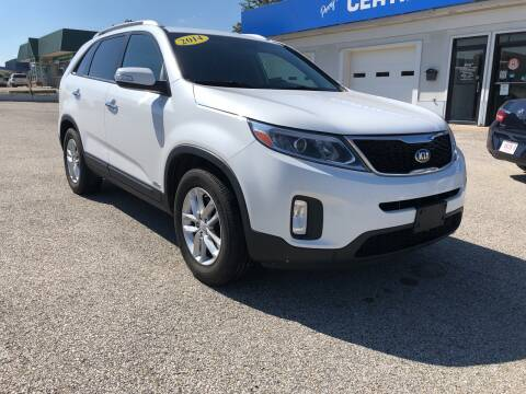 2014 Kia Sorento for sale at Perrys Certified Auto Exchange in Washington IN
