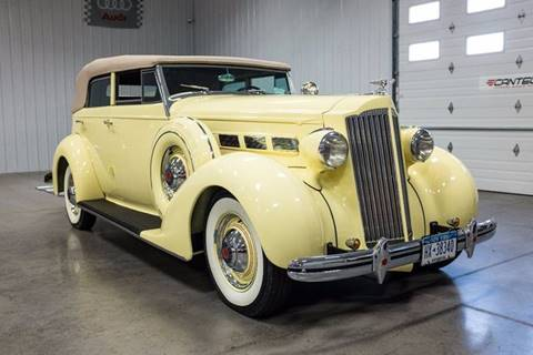 1937 Packard 120C for sale at Cantech Automotive in North Syracuse NY