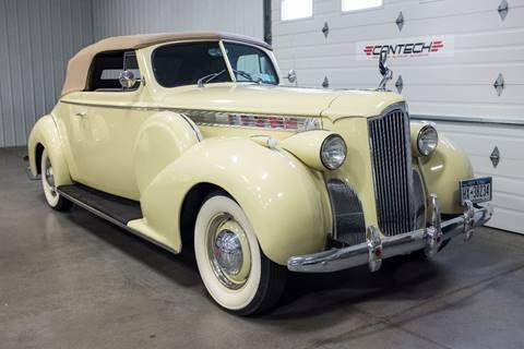 1940 Packard 120C