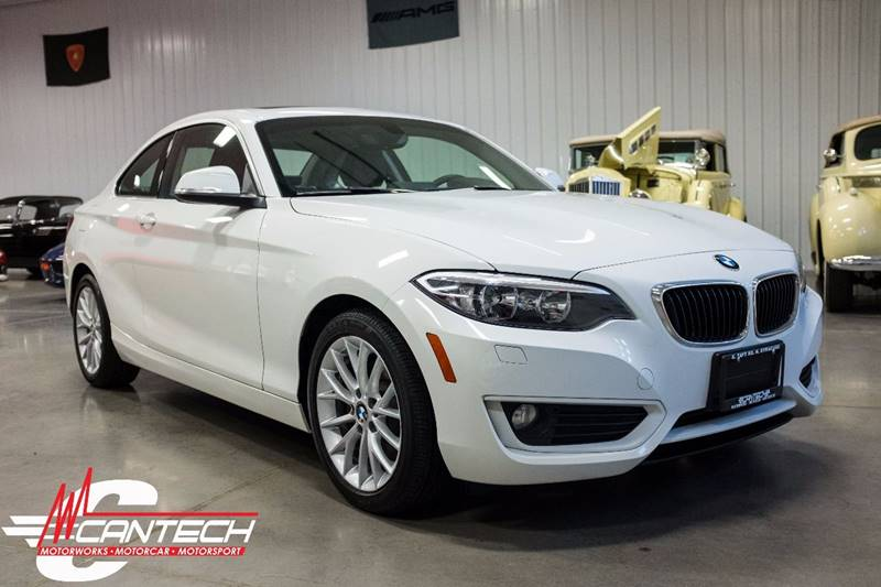 2015 BMW 2 Series 228i xDrive AWD 2dr Coupe SULEV