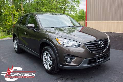 2016 Mazda CX-5 for sale at Cantech Automotive in North Syracuse NY