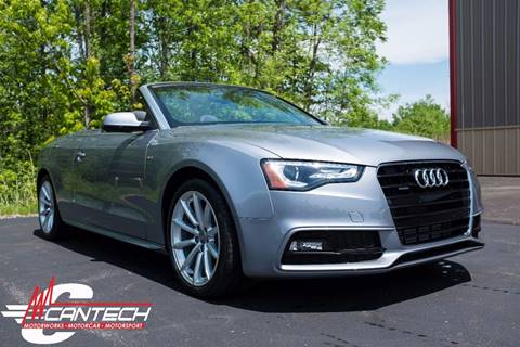 2015 Audi A5 for sale at Cantech Automotive in North Syracuse NY