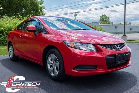 2013 Honda Civic for sale at Cantech Automotive in North Syracuse NY