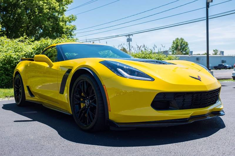 2015 Chevrolet Corvette Z06 2dr Coupe w/3LZ
