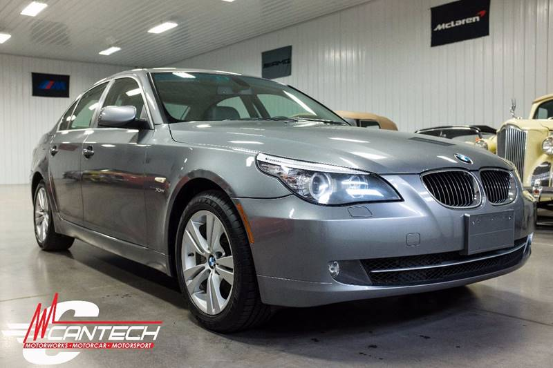 2009 BMW 5 Series for sale at Cantech Automotive in North Syracuse NY