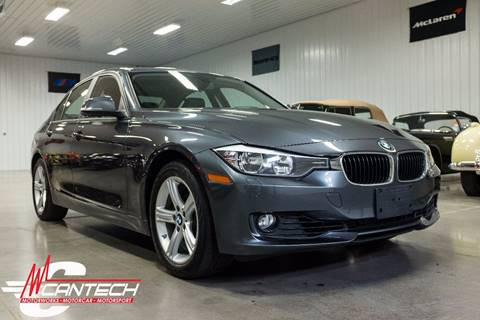2014 BMW 3 Series for sale at Cantech Automotive in North Syracuse NY
