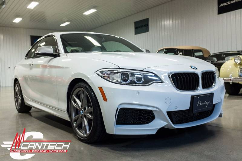 2015 BMW 2 Series M235i xDrive AWD 2dr Coupe