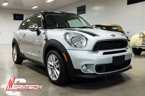 2013 MINI Paceman for sale at Cantech Automotive in North Syracuse NY