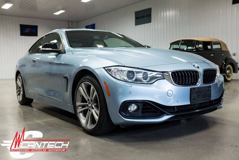 2014 BMW 4 Series 428i xDrive AWD 2dr Coupe SULEV