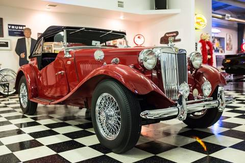 1951 MG TD for sale in North Syracuse, NY