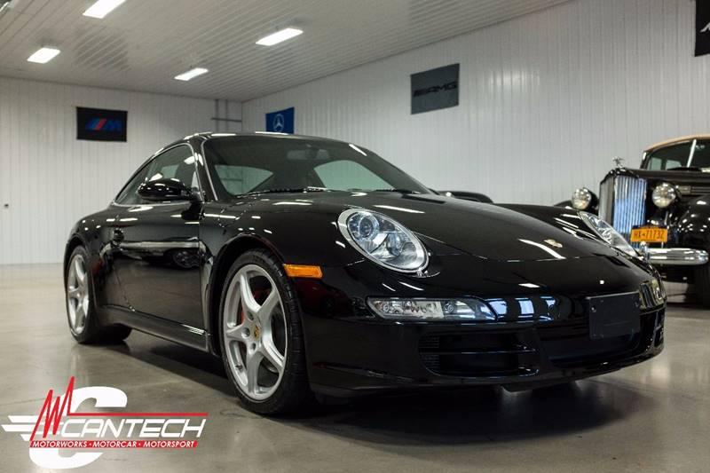 2008 Porsche 911 Carrera S 2dr Coupe