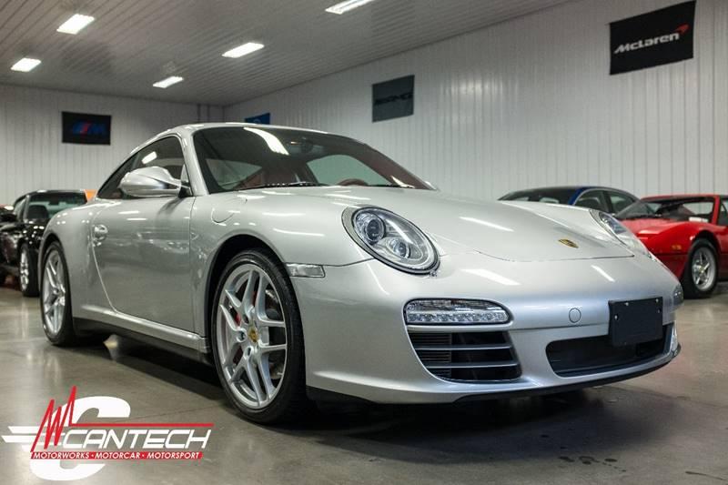 2009 Porsche 911 Carrera 4S AWD 2dr Coupe