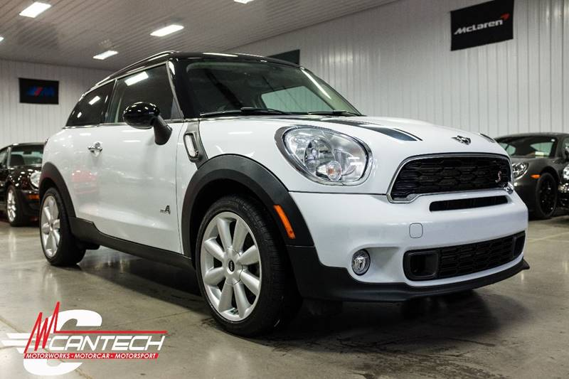 2015 MINI Paceman Cooper S ALL4 AWD 2dr Hatchback