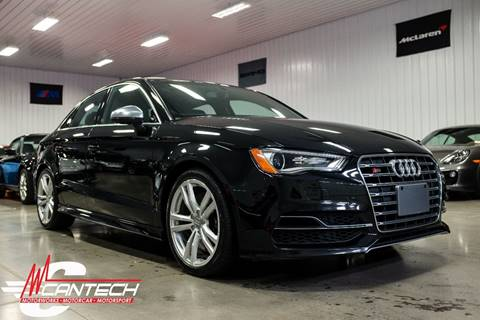 2015 Audi S3 for sale at Cantech Automotive in North Syracuse NY