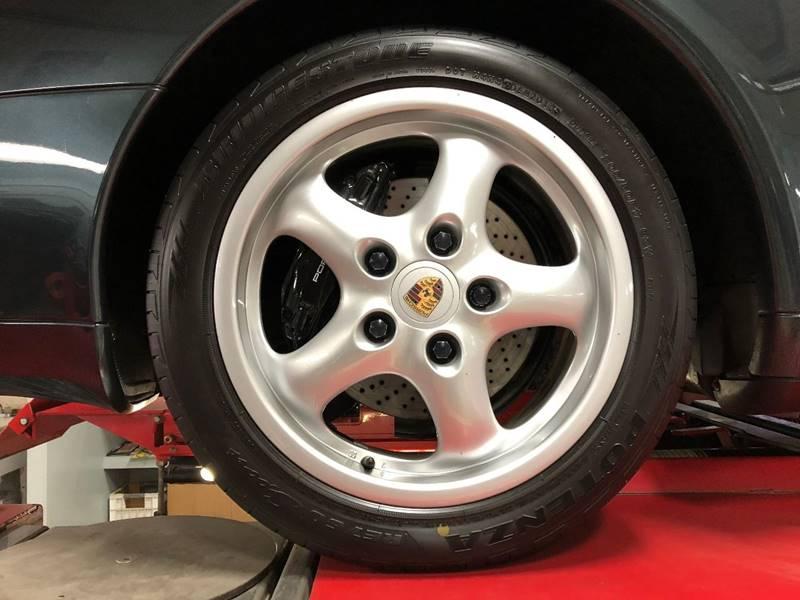 1995 Porsche 911 Cantech Automotive