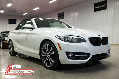 2016 BMW 2 Series for sale at Cantech Automotive in North Syracuse NY