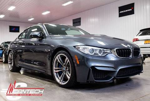 2015 BMW M4 for sale at Cantech Automotive in North Syracuse NY