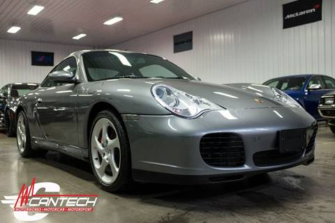 2002 Porsche 911 for sale at Cantech Automotive in North Syracuse NY