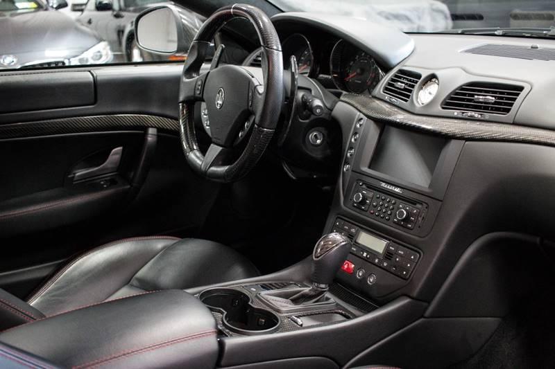 Cantech automotive: 2014 Maserati GranTurismo 4.7L V8 Coupe