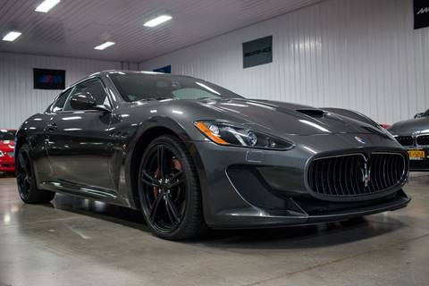 2014 Maserati GranTurismo for sale at Cantech Automotive in North Syracuse NY