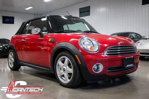2010 MINI Cooper for sale at Cantech Automotive in North Syracuse NY