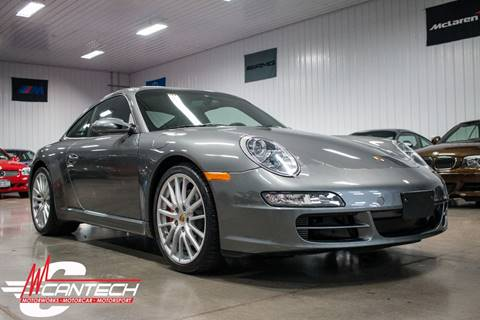 2008 Porsche 911 for sale at Cantech Automotive in North Syracuse NY