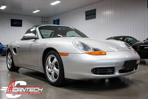2001 Porsche Boxster for sale at Cantech Automotive in North Syracuse NY