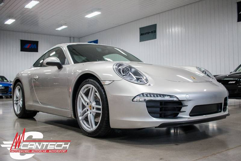 2013 Porsche 911 Carrera 2dr Coupe