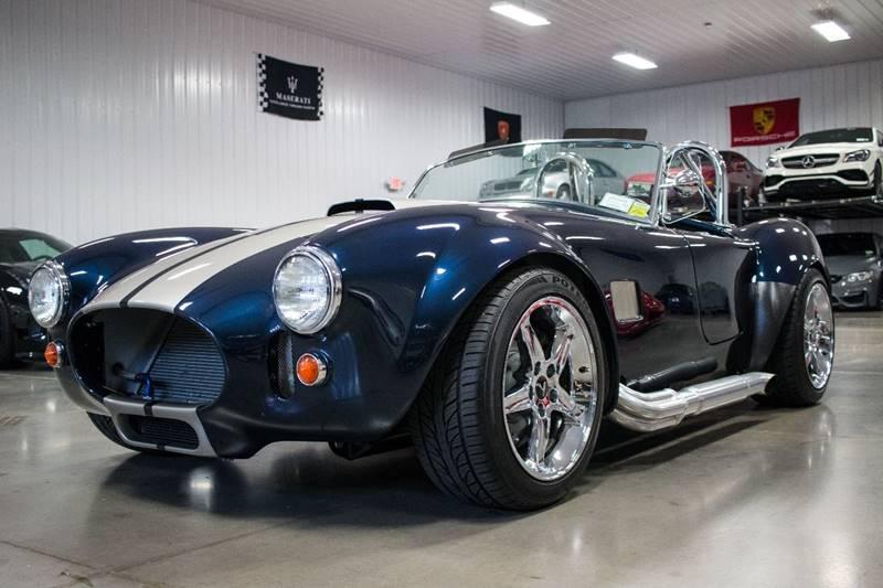 2009 Factory Five 427 Cobra Replica | Cantech Automotive