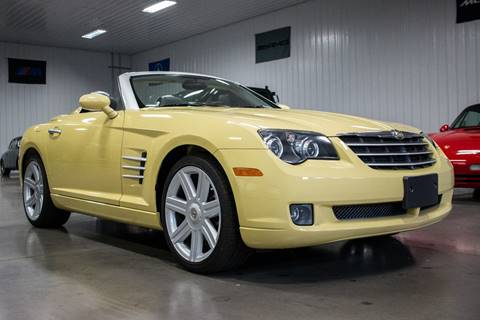 2006 Chrysler Crossfire for sale at Cantech Automotive in North Syracuse NY