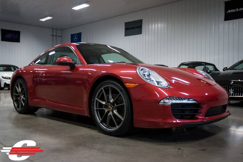 2014 Porsche 911 Carrera 2dr Coupe