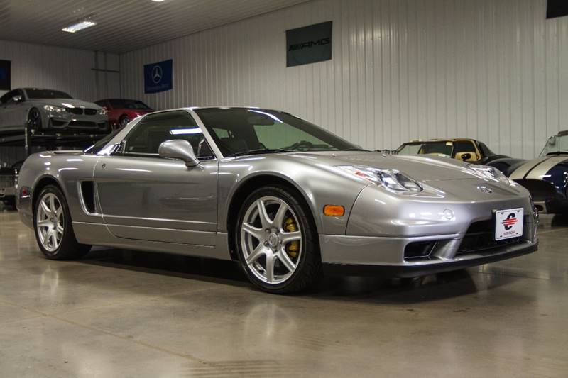 2004 Acura NSX Base 2dr Coupe