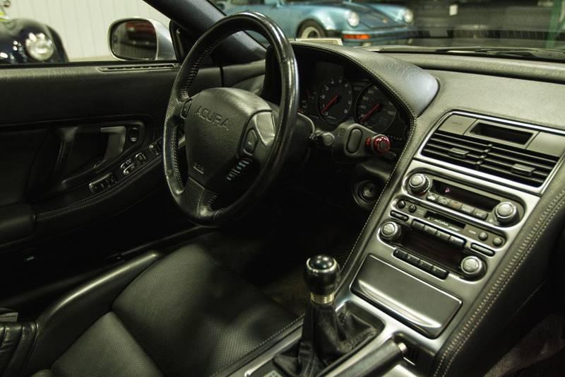 Cantech automotive: 2004 Acura NSX 3.2L V6 Coupe