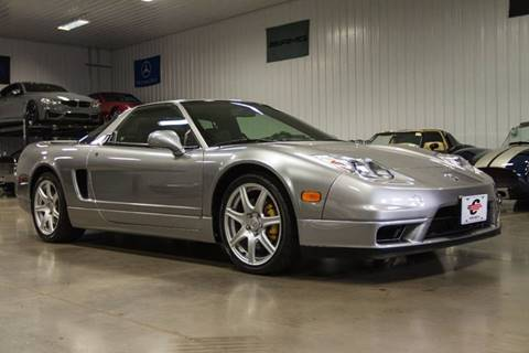 2004 Acura NSX for sale at Cantech Automotive in North Syracuse NY