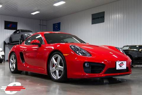 2015 Porsche Cayman for sale at Cantech Automotive in North Syracuse NY
